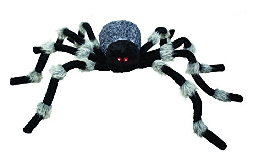 Boland 74402 - Ragno Gigante XXL, Nero - Hairy Spider Decoration