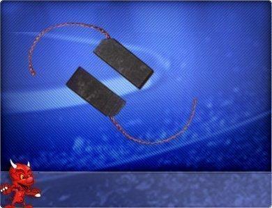 Preisvergleich Produktbild Kohlebürsten passend für Bosch WFM4730