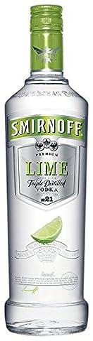 Smirnoff Vodka Lime 70 cl