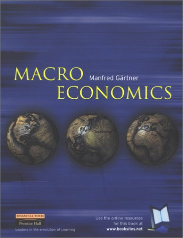 Macroeconomics: European Approach