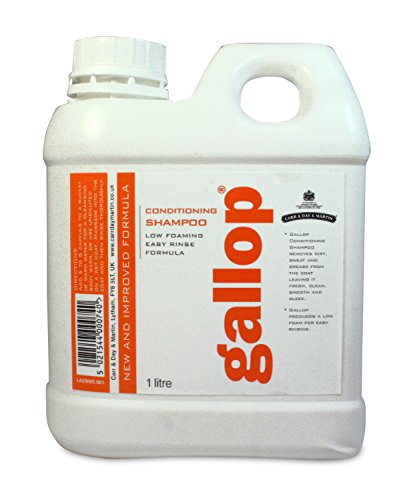 CARR & DAY & MARTIN Gallop Conditioning Shampoo, 1 Litre
