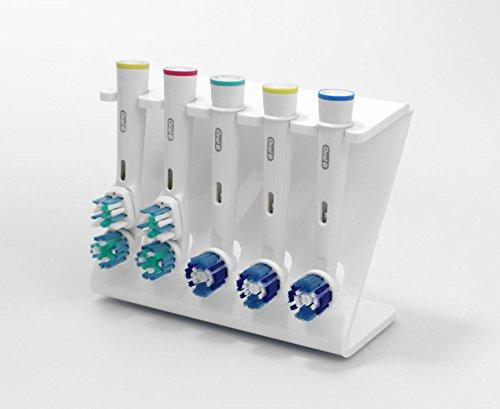 Zahnpasta Spender 5 Zahnbürste Sterilisator Halter Wand Montiert Mit Aufkleber Für Frauen Kinder Baby Eine GroßE Auswahl An Waren Uv Zahnbürste Halter