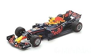 SPARK-Red Bull-Tag heurter RB13-Winner Malasia GP 2017Coche de ferrocarril de Collection, 18s311, Azul/Rojo/Amarillo