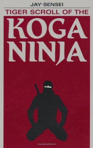 Tiger Scroll of the Koga Ninja