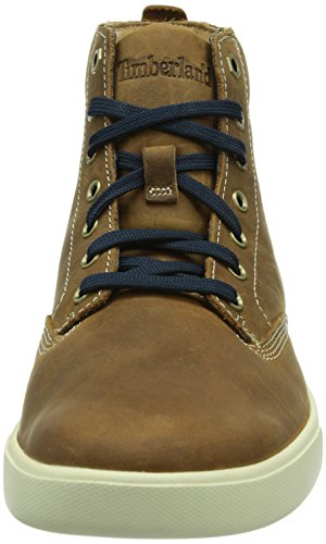 Timberland Groveton FTB_EK Groveton Boot, Low-Top Sneaker uomo Marrone (Marrone)