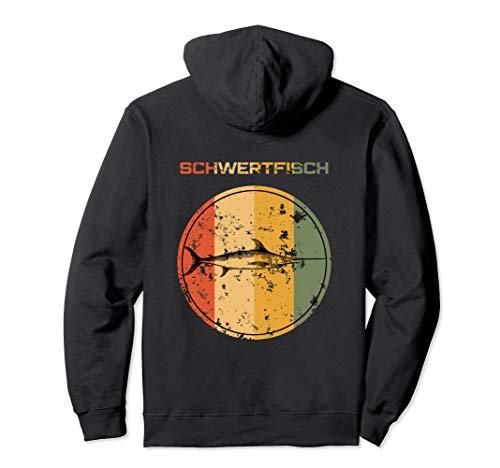 Kostüm Schwertfisch - Hochseeangeln Schwertfisch Lustig Kostüm Set Ausrüstung Pullover Hoodie