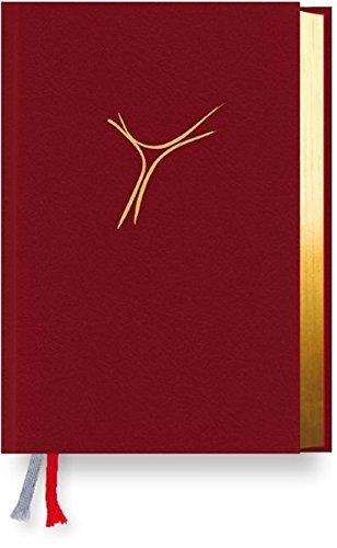 Gotteslob Bistum Essen. Cabra weinrot, Goldschnitt.: Katholisches Gebet- und Gesangbuch. Neues Gotteslob für das Bistum Essen.