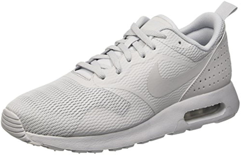 Nike Air Max Tavas Herren Sport  Outdoorschuhe  Grau (PURE PLATINUM/NEUTRAL GREY PURE PLATINUM)  14