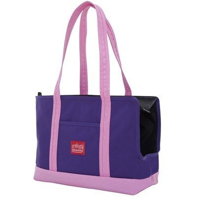 manhattan-portage-sac-pet-transporteur-violet