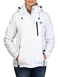 Geographical Norway - Chaqueta - para mujer blanco weiss Large