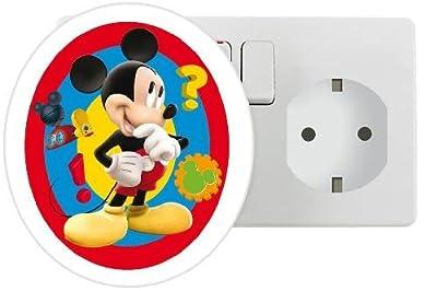 MICKEY MOUSE Auto Sensor Nachtlicht von Disney