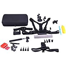 Nk 599371031 - Kit Accesorios -ka3100-fo para Action CAM (Reacondicionado Certificado)