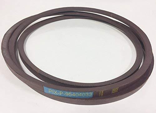 Qualität Pix Gürtel mit Kevlar Made To FSP Spezifikationen. Ersetzt MTD Cub Cadet Deck Gürtel 754-04033, 954-04033, 754-04033A, 954-04033A -