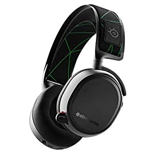 SteelSeries Arctis 9X – Integrierte Xbox Wireless- und Bluetooth-Konnektivität – Über 20 Stunden Akkulaufzeit – funktionabel mit Xbox Series X