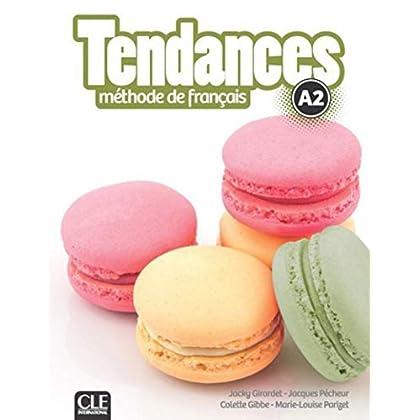 Tendances - Niveau A2 - Livre de l'élève + DVD-Rom