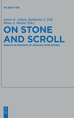 On Stone and Scroll: Essays in Honour of Graham Ivor Davies (Beihefte zur Zeitschrift für die alttestamentliche Wissenschaft, Band 420)
