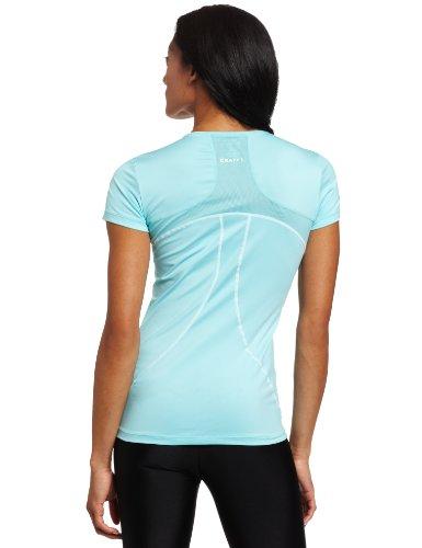 Craft Damen Funktions-Shirt Cool Tee himmelblau