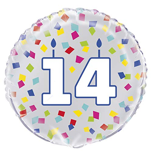 Unique Party 54033 Ballon multi