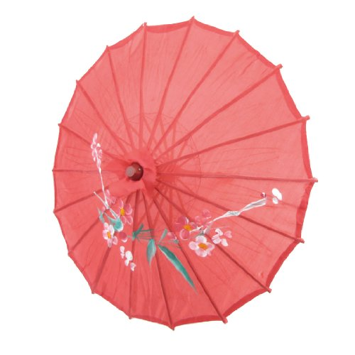 flower-print-red-cloth-bamboo-21-dia-chinese-oriental-umbrella-parasol