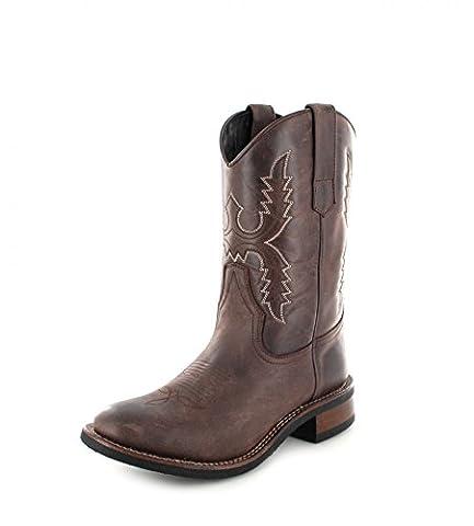 Sendra Bottes Western Bottes d'équitation 11615Homme & Femme bottes western