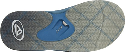 Reef Fanning R2415BAN, Tongs homme Ink Blue Plaid