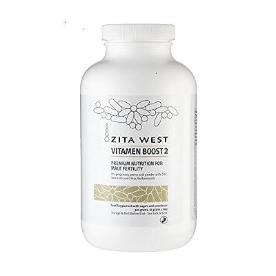Zita West Vitamen Boost 2 - Amino Acid Powder with Zinc and Selenium - 1 Month Supply by Zita West