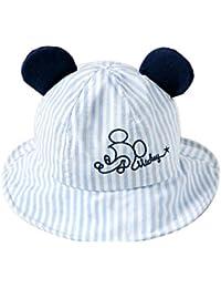keephen Sombrero de pesca UV Sombrero para el sol Gorro de algodón  transpirable Sombrero de los niños Sombrero de la princesa… 48000e2d8ab