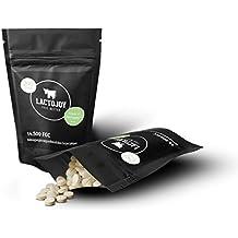 Comprimidos lactasa LactoJoy | 240 piezas RELLENAR • dosis alta de lactasa (14.500 FCC) • sólo ingredientes vegetales • Facilita la digestión de la lactosa • libre de aditivos químicos • 100% vegano
