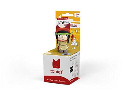 Preisvergleich Produktbild Tonie Hörfigur - Kreativ-Tonie - Indianerin