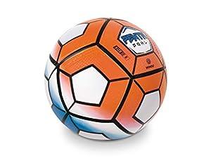 MONDO 01032 Pelota de fútbol Interior y Exterior - Pelotas de fútbol (Multicolor, Específico, 23 cm, Interior y Exterior, Estampado)