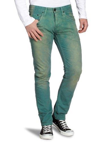 Tom Tailor Denim - Pantalon - Homme Vert (7281)