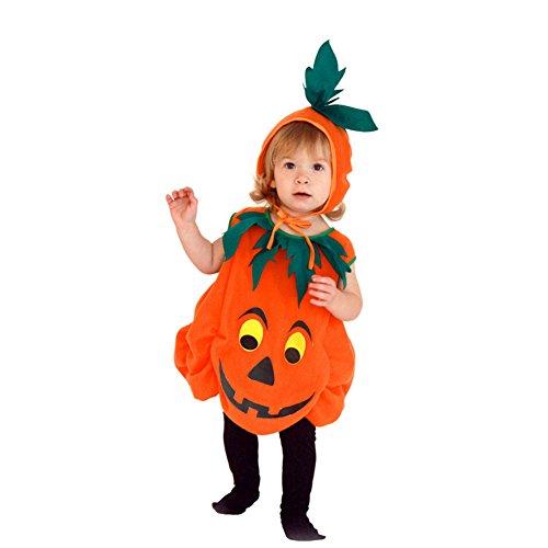 Gesichter Ausschnitte Kürbis Für Halloween (Samber Baby Halloween Kostüm Kürbis Festival Cosplay Kostüm)