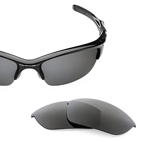 Verres de rechange pour Oakley Half Jacket 2.0 — Plusieurs options Gris Ardoise - Polarisés