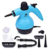 MLMLANT Multi-Purpose Super Light Handheld Pressurized Steam Cleaner for Stain Removal, Carpets, Curtains
