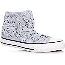 converse all star nero pizzo