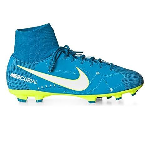 Nike JR MERCURIAL VCTRY 6 DF NJR FG blau - 5Y
