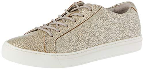 Lacoste L.12.12 319 1 Cfa, Zapatillas para Mujer, Gris Grey/Off White 1e7, 38 EU