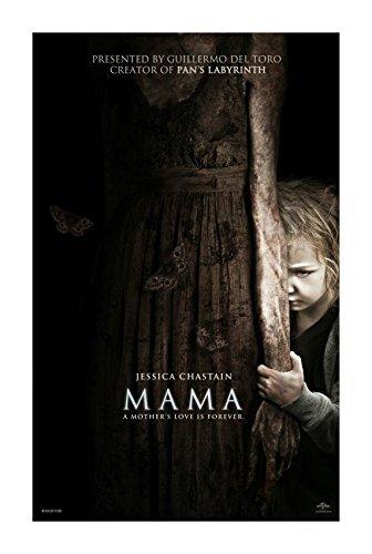 Mama [DVD] [Region 2] (English audio. English subtitles) by Jessica Chastain