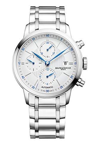 Baume et Mercier Classima Cronógrafo Automático Mens Reloj moa10331