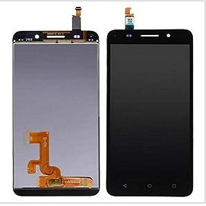 PREVOA ® ? Honor 4X- LCD Display Touchscreen Bildschirm Komplettset LCD Lens Touch Screen LCD Display Digitizer Assembly Replacement - Schwarz