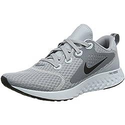 Nike Wmns Legend React, Zapatillas de Running para Mujer, Gris