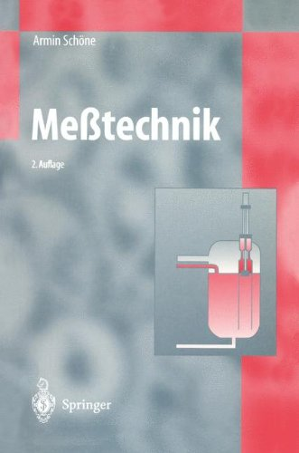 Meßtechnik (Messgerät Elektronischen Druck)
