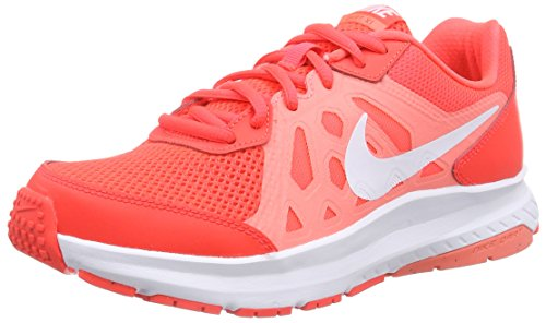 Nike Dart 11, Unisex-Erwachsene Laufschuhe, Rot (Bright Crimson/White-Lava Glow 600), 38.5 EU (Nike-dart Weiße)