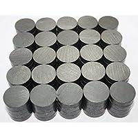 Pullox Ferrite Magnets Strong 18 Mm X 4 Mm - 25Pcs