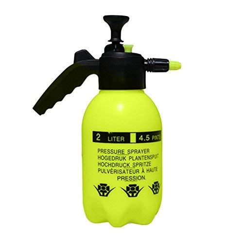 Mongrep Classic 2 L Lange Düse Pneumatischer Bewässerungssprüher Hochdruck-Duschflasche. Perfekte Dekoration Sprinkler Gartengeräte für Pflanzen Blumen Indoor und Outdoor (Pneumatische Spritze)