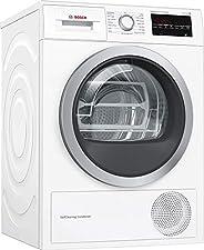 Bosch Serie 6 WTW87499FF sèche-linge Autonome Charge avant Blanc 9 kg A - Sèche-linge (Autonome, Charge avant,