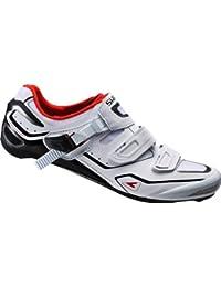 Zapatillas Carretera Shimano R260 Blanco 2014
