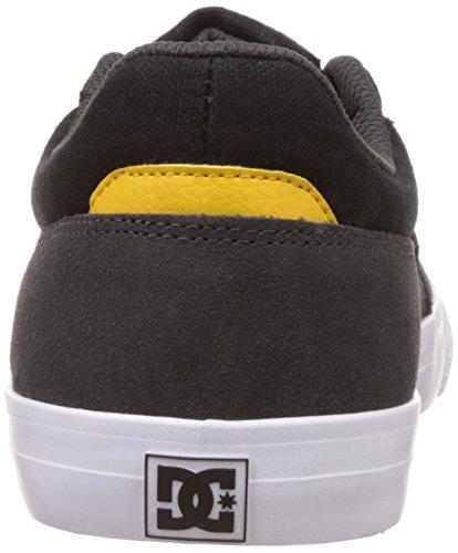 DC Shoes  Wes Kremer, Espadrilles Homme Noir (Xksy)