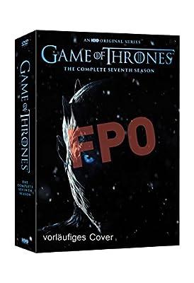 Game of Thrones: Die komplette 7. Staffel Digipack + Bonus Disc (exklusiv bei Amazon.de) [Limited Edition]