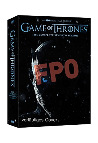 Produktbild Game of Thrones: Die komplette 7. Staffel als Digipack (Limited Edition) [DVD]